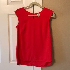 Red Merona Blouse